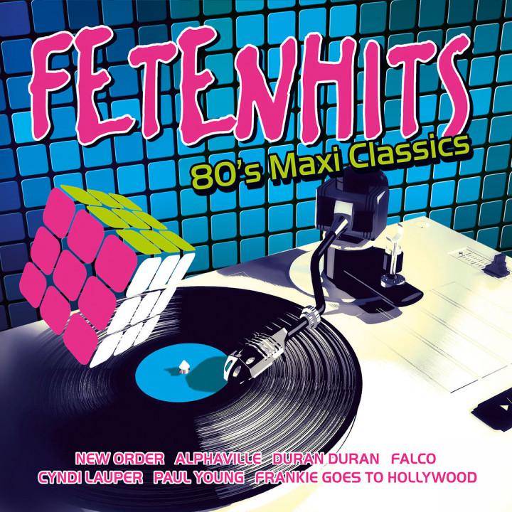 FETENHITS 80er Maxi Versionen: Various Artists