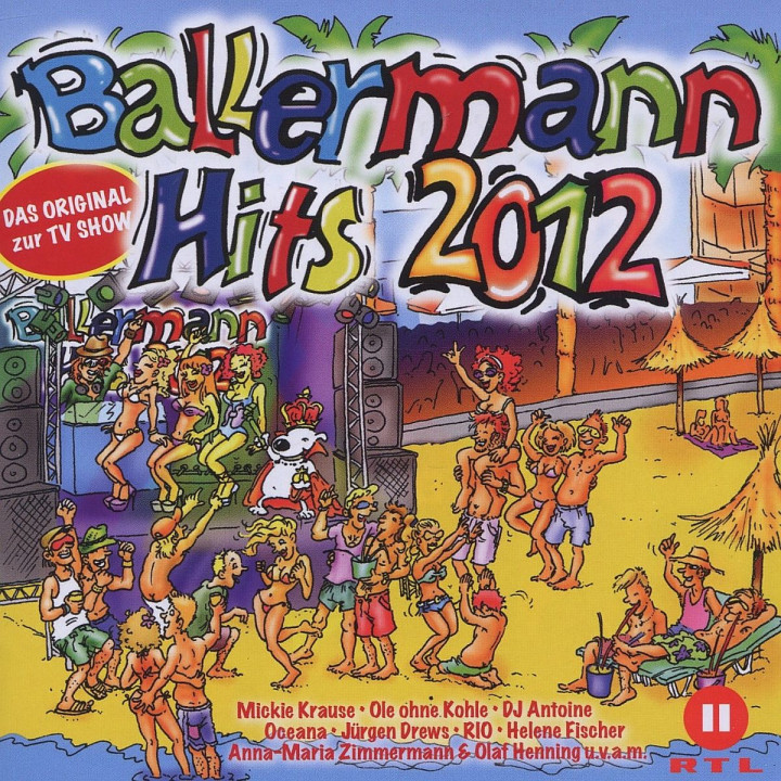 Ballermann Hits 2012: Various