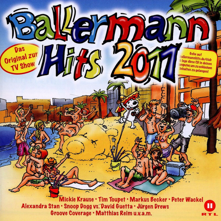 Ballermann Hits 2011: Various