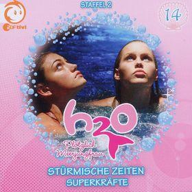 H2O - Plötzlich Meerjungfrau!, 14: Stürmische Zeiten / Superkräfte, 05099994239225