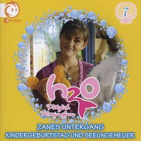 H2O - Plötzlich Meerjungfrau!, 07: Zanes Untergang / Kindergeburtstag und Seeungeheuer, 05099994767025