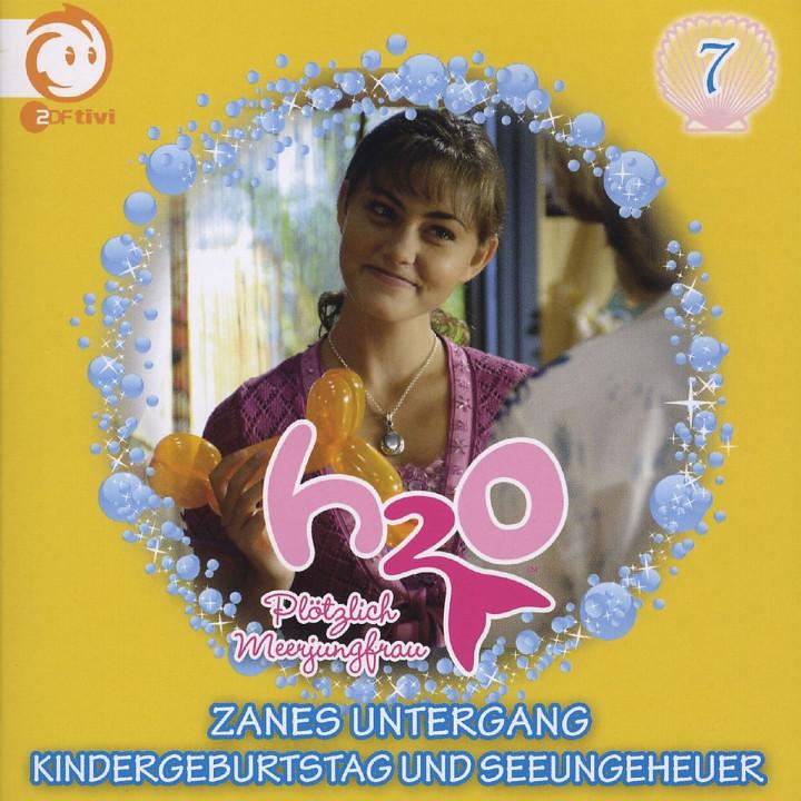 Vol.7! Zanes Untergang/Kindergeburtstag und Seeung: H2O - Plötzlich Meerjungfrau!