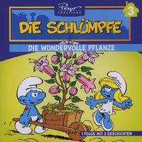 Die Schlümpfe, 03: Die wundervolle Pflanze / Die Schlümpfe in der Mine, 05099921373725