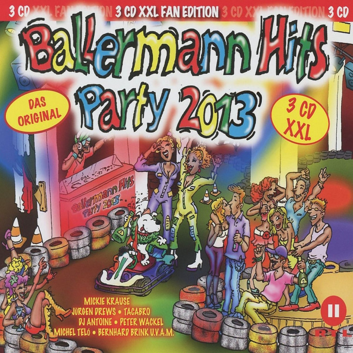 Ballermann Hits Party 2013: Various