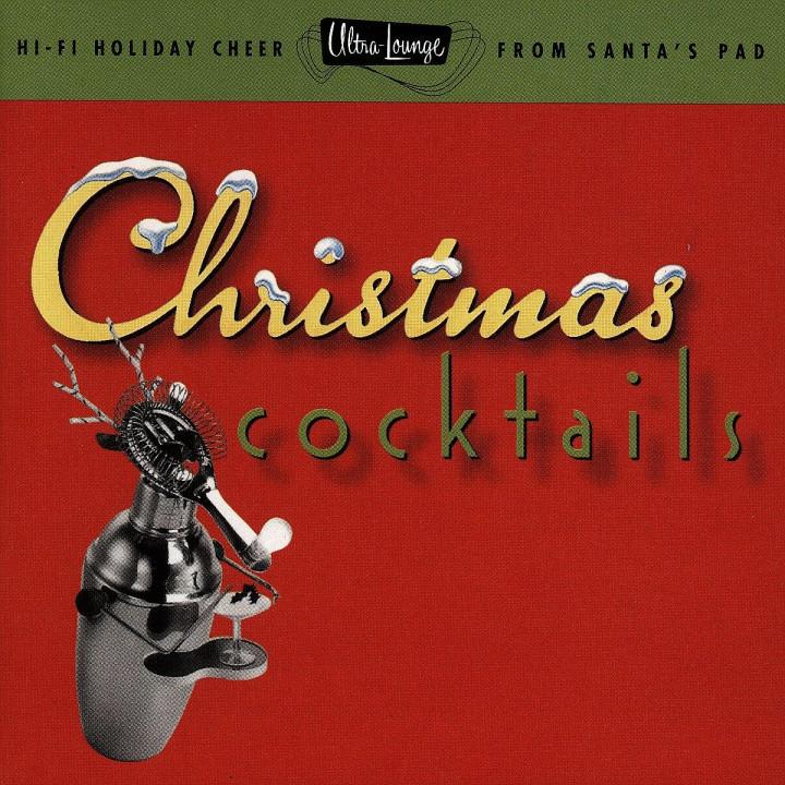 Ultra Lounge/Christmas Cockt.1: Various