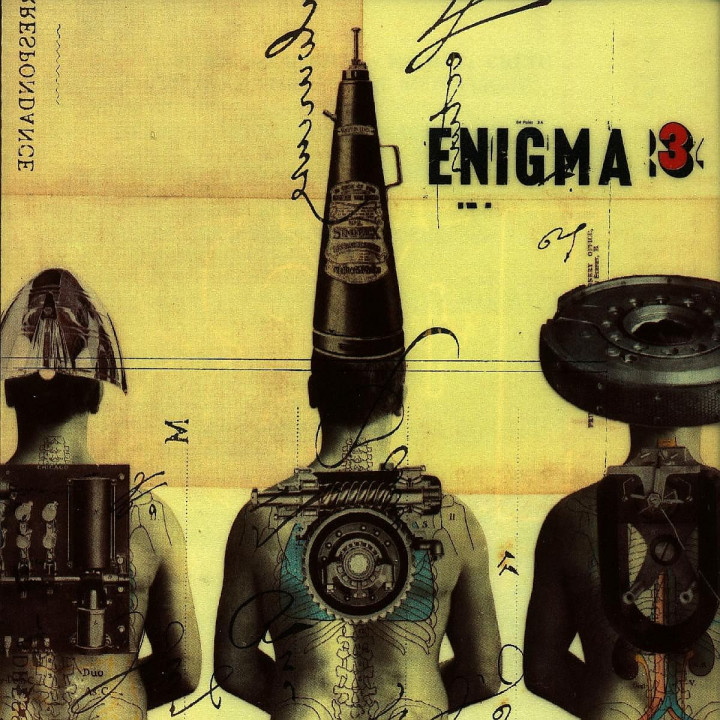Le Roi Est Mort,Vive Le Roi!: Enigma