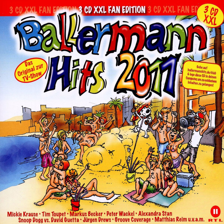 Ballermann Hits 2011-XXL: Various