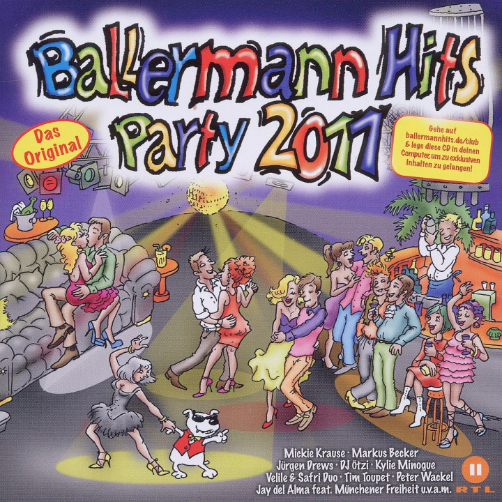 Ballermann Hits Party 2011: Various