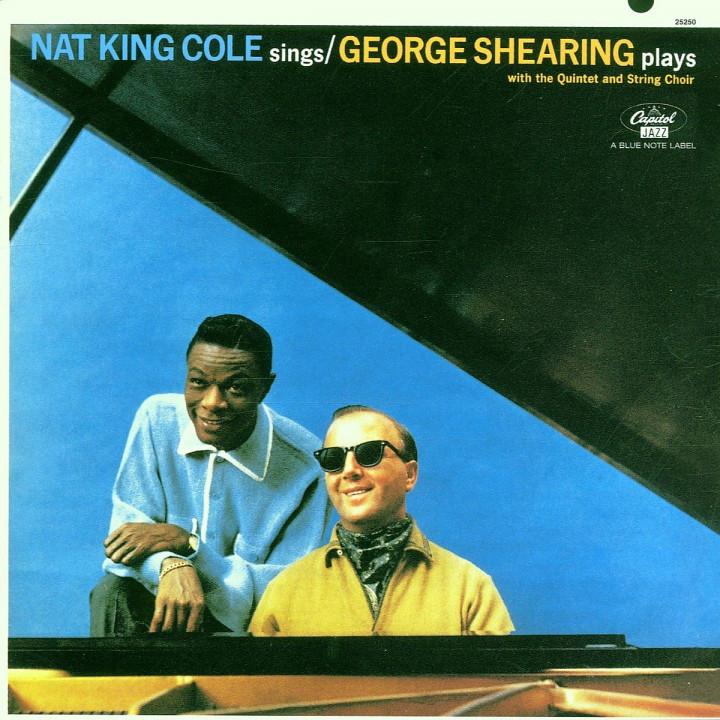 Sings G.Shearing: Cole,Nat King