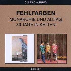 Fehlfarben, Classic Albums (2in1): Fehlfarben, 05099909751521