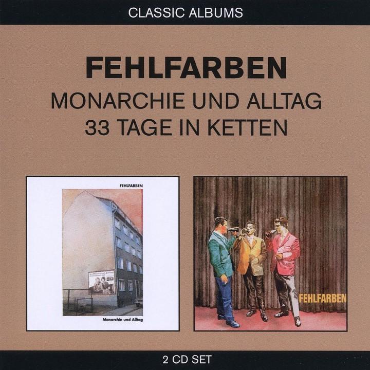 Classic Albums (2in1): Fehlfarben