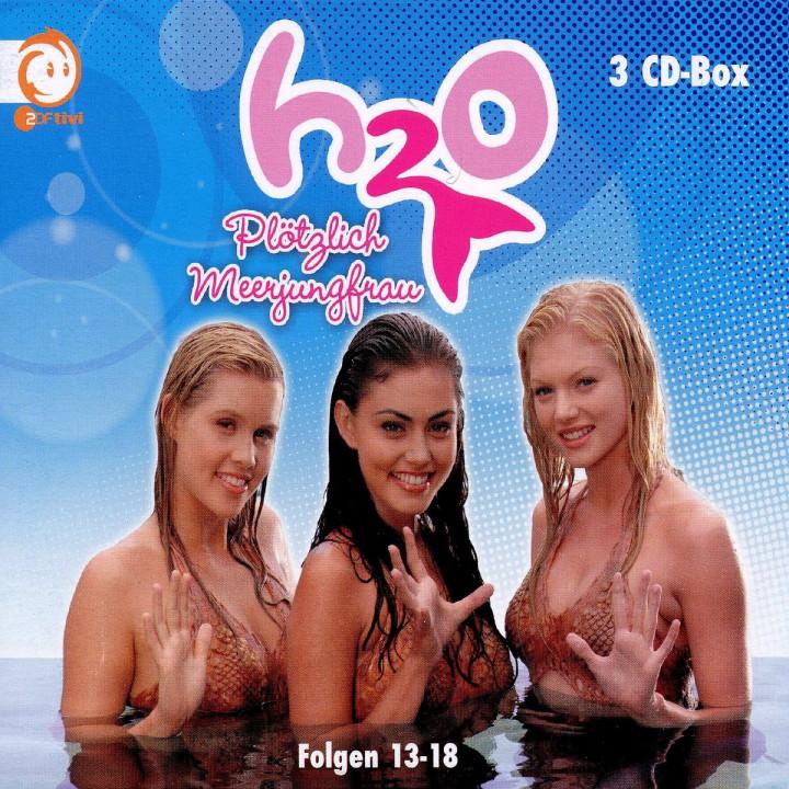 Boxset 3! Folgen 13-18: H2O - Plötzlich Meerjungfrau