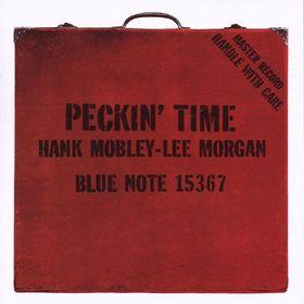 Blue Note Rudy Van Gelder Remasters, Peckin' Time, 05099921536724