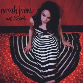 Norah Jones, Not Too Late, 00094638203520