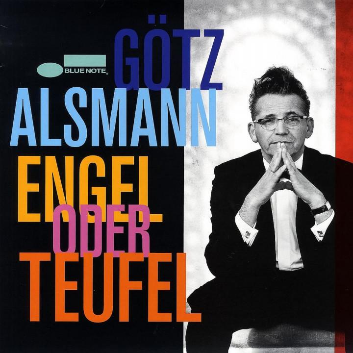 Engel Oder Teufel-Vinyl: Alsmann,Götz