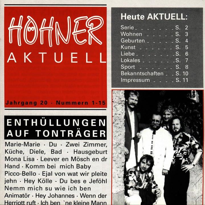 Aktuell: Höhner