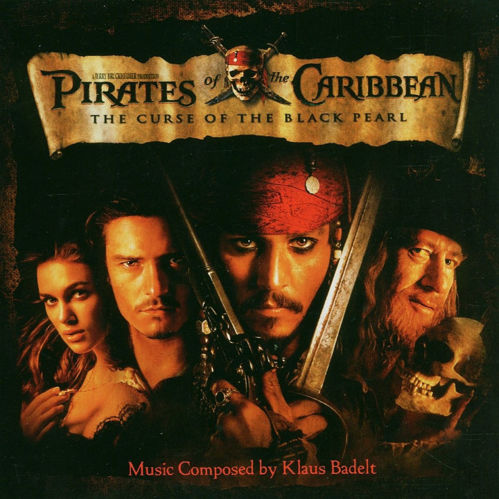 Pirates Of The Caribbean: OST/Various