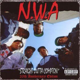 N.W.A., Straight Outta Compton (LP), 00600753469958