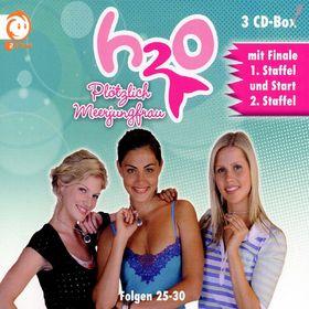H2O - Plötzlich Meerjungfrau!, H2O - Plötzlich Meerjungfrau - Boxset 05 / Folgen 13-15, 05099994245721