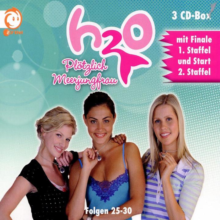 H2O Boxset 5 (Folgen 25-30): H2O - Plötzlich Meerjungfrau