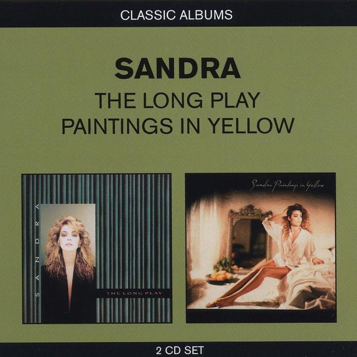 Classic Albums (2in1): Sandra