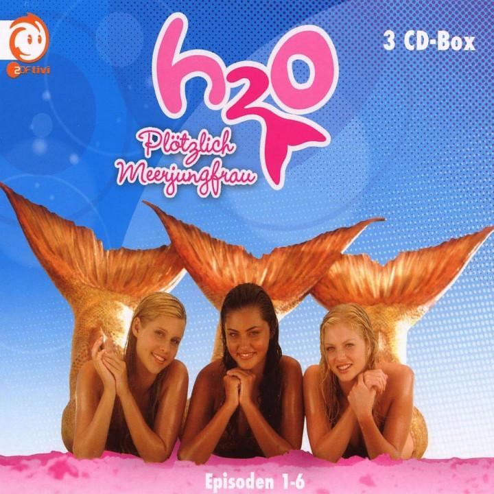 Boxset 1! Folgen 1-6: H2O - Plötzlich Meerjungfrau