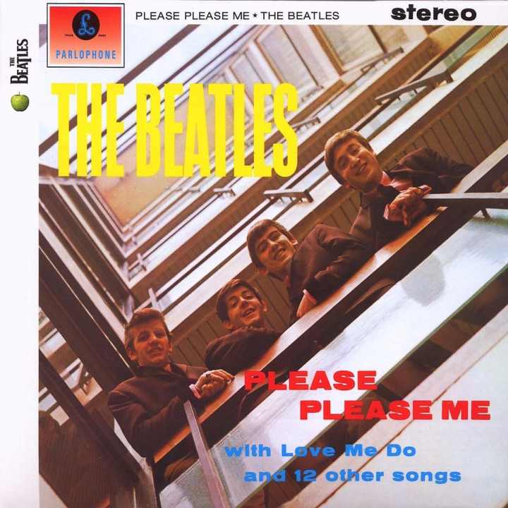 Please Please Me-Stereo Remaster: Beatles,The