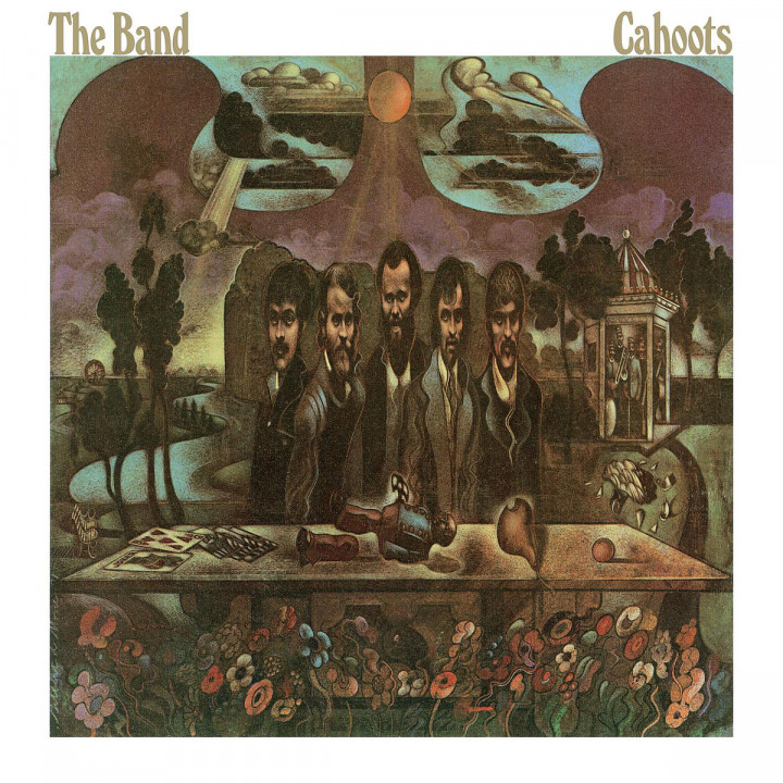 Cahoots (Vinyl): Band,The