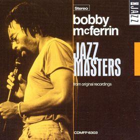 Bobby McFerrin, Jazz Masters, 00724385572326
