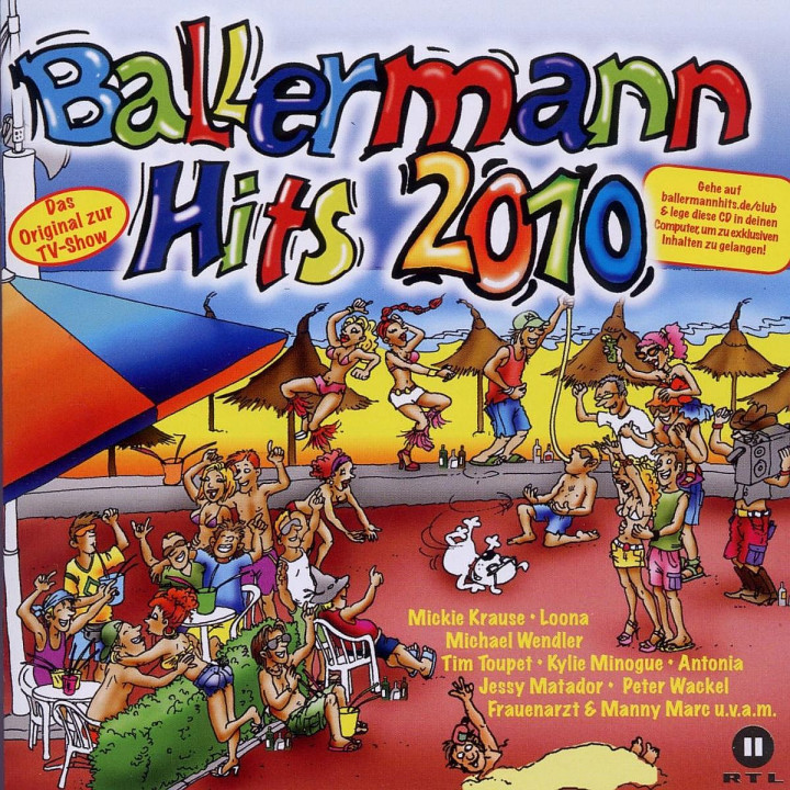 Ballermann Hits 2010: Various