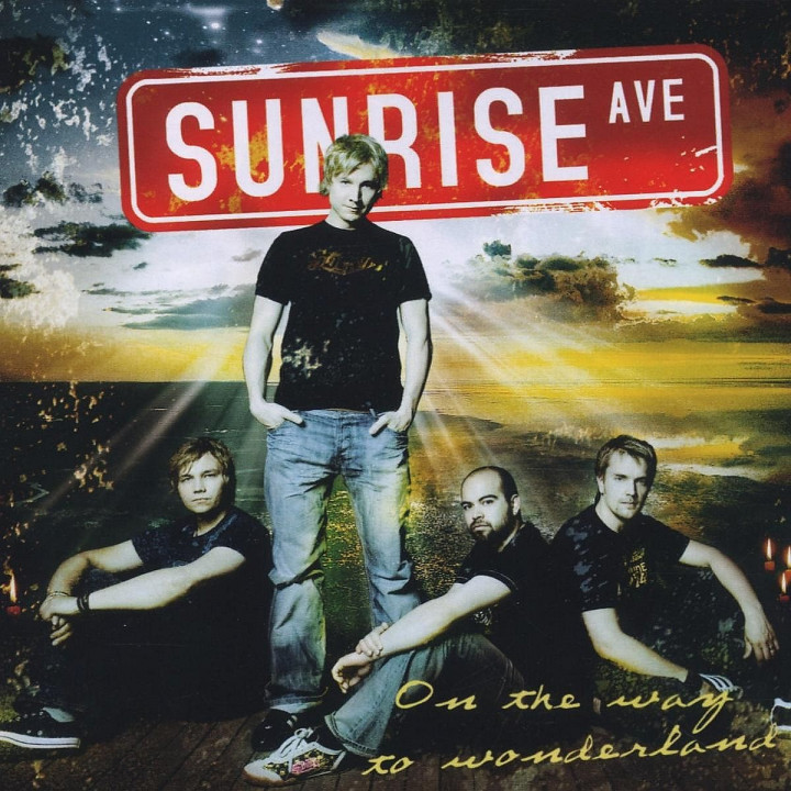 On The Way To Wonderland: Sunrise Avenue