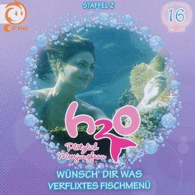 H2O - Plötzlich Meerjungfrau!, 16: Wünsch' dir was! / Verflixtes Fischmenü, 05099994242225