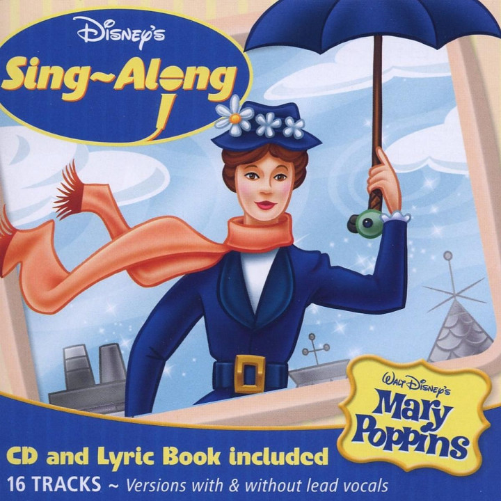 Sing A Long Mary Poppins: OST/Various