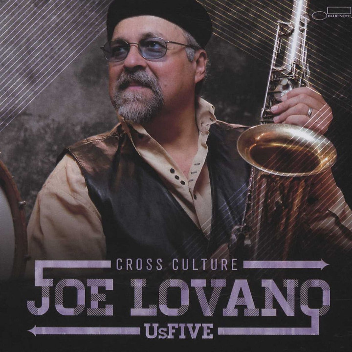 Cross Culture: Lovano,Joe