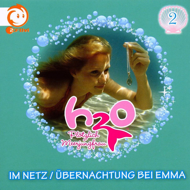 Vol.2! Im Netz/Übernachtung: H2O - Plötzlich Meerjungfrau