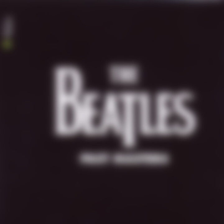 Past Masters-Stereo Remaster: Beatles,The