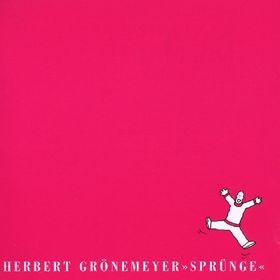 Herbert Grönemeyer, Sprünge, 05099951071523
