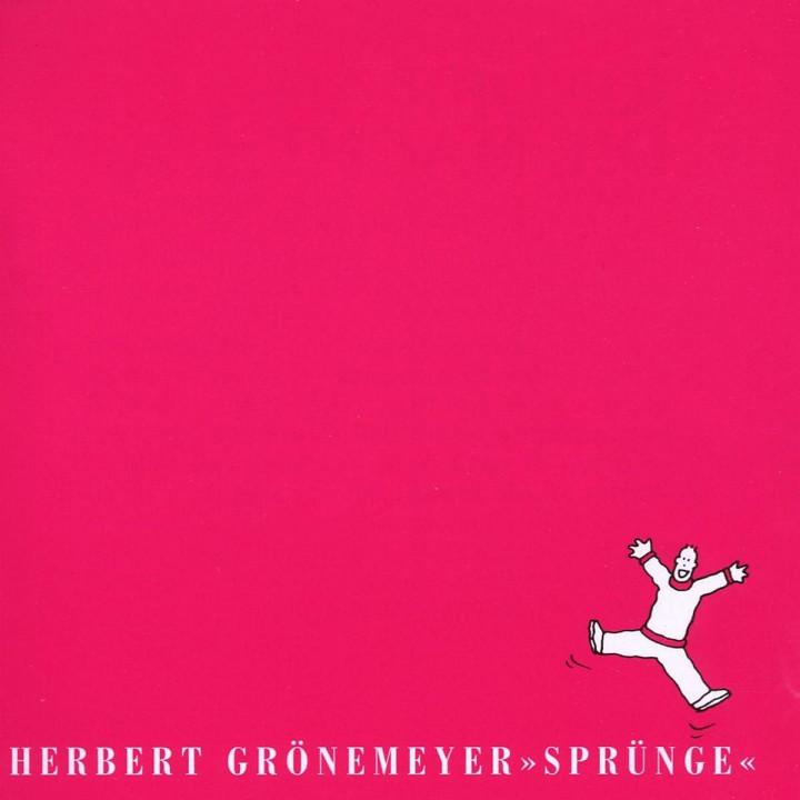 Sprünge: Grönemeyer,Herbert