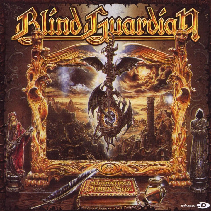Imaginations From The Other Side-Remaster: Blind Guardian