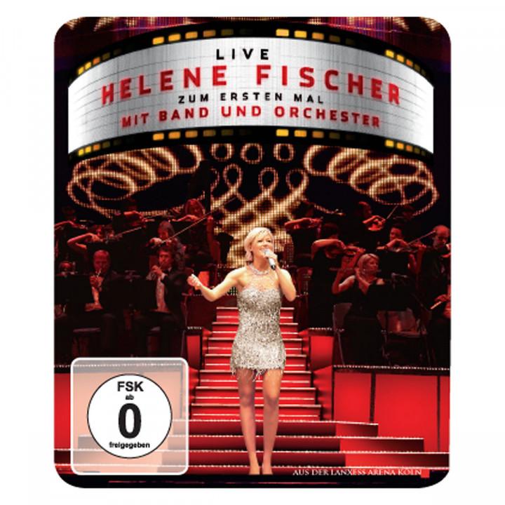 Live-Helene Fischer-Zum Ersten Mal Mit Band & Orch: Fischer,Helene