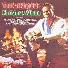 Nat King Cole, Merry Christmas, 00724349684225