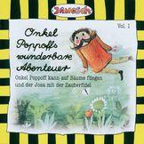 Janosch, Onkel Poppoffs wunderbare Abenteuer Vol. 1 (Onkel Popoff kann auf Bäume fliegen + Onkel Poppoff und der Josa mit der Zauberfidel), 00094638828723