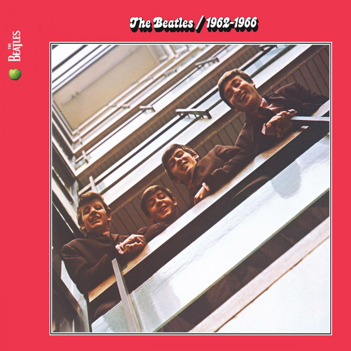 1962-1966 (Red Album): Beatles,The