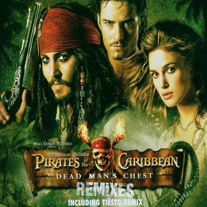 He's A Pirate (DJ Tiesto Remix): Badelt, Klaus