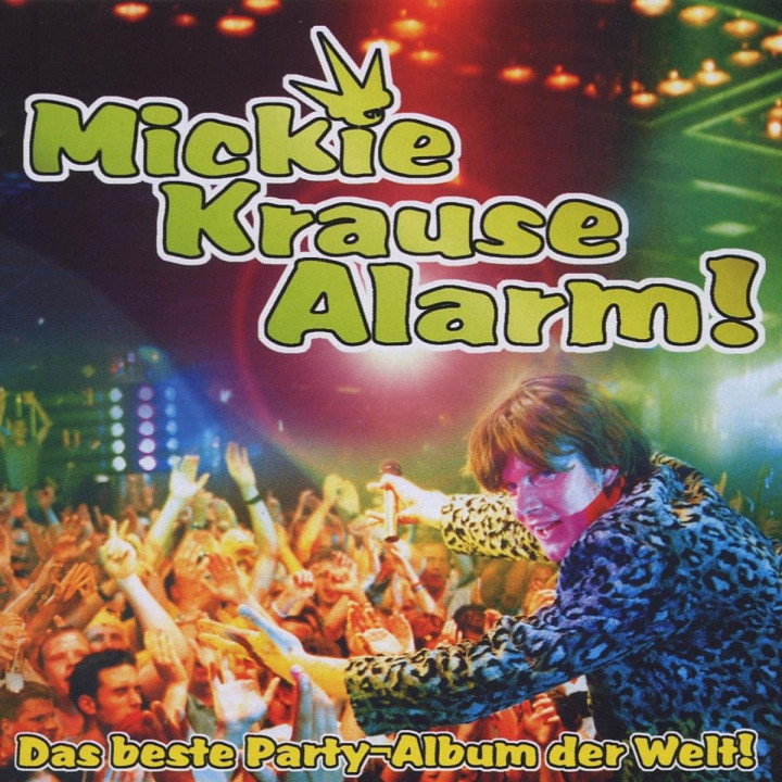 Krause Alarm - Das beste Party-Album der Welt