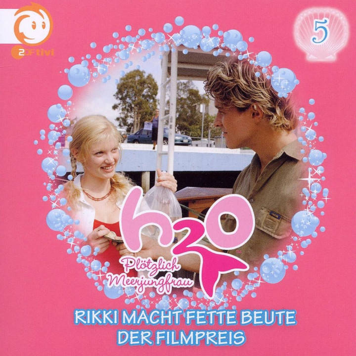 Vol.5! Rikki Macht Fette Beute/Der Filmpreis: H2O - Plötzlich Meerjungfrau