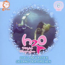 H2O - Plötzlich Meerjungfrau!, 06: Duell im Wasser / Gesang der Sirenen, 05099962842426