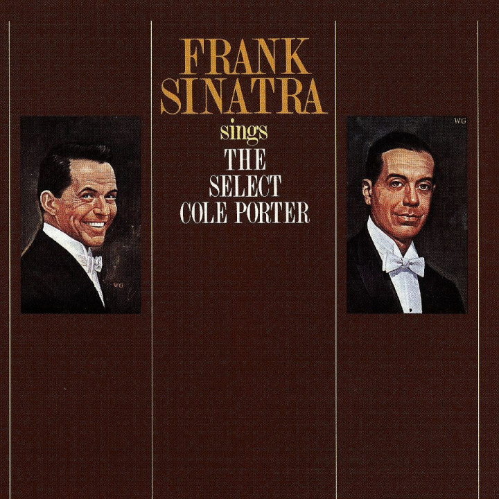 Sings Select Cole Porter: Sinatra,Frank