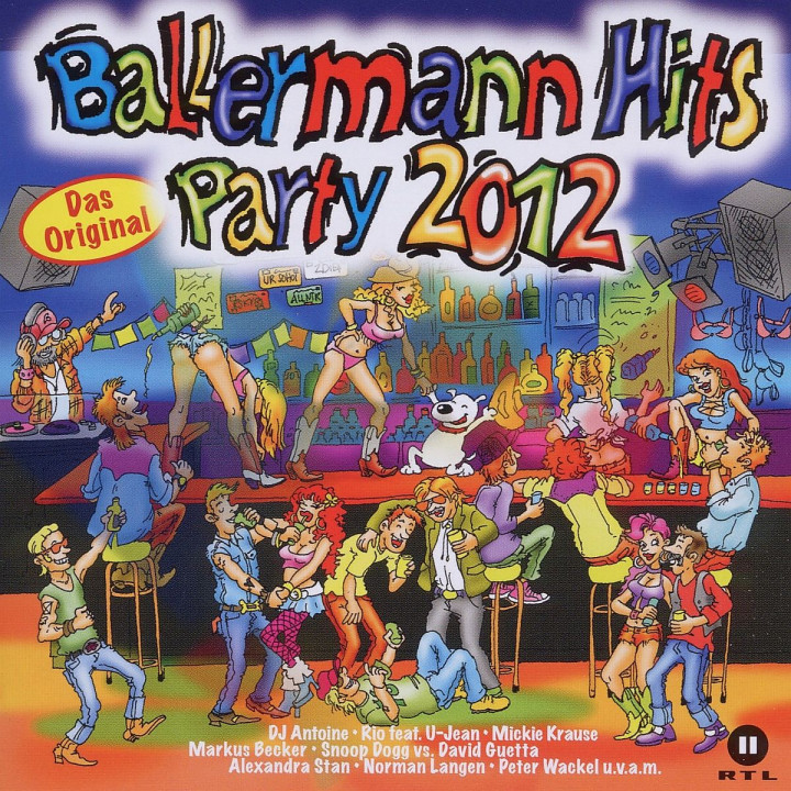 Ballermann Hits Party 2012: Various