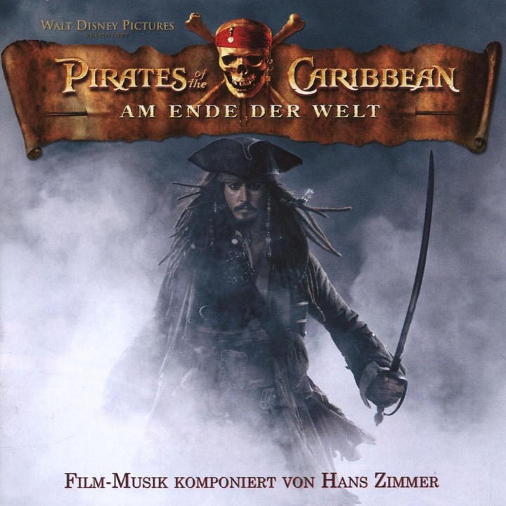 Pirates Of The Caribbean-Am Ende der Welt: OST/Hans Zimmer